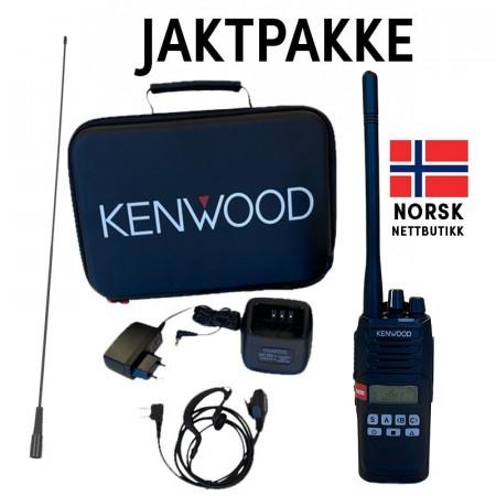 Kenwood jaktradio pakke