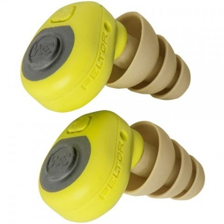 3M Peltor LEP-200 EU Level Dependent Earplugs