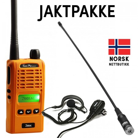 Zodiac Team Pro Waterproof 140 - Jaktpakke