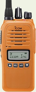 Icom ProHunt Compact - Sikringsradio