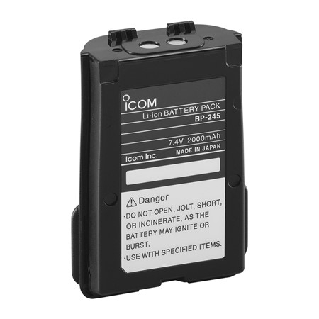 Icom BP-245H Battery